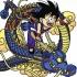 Logo du groupe Dragon Ball